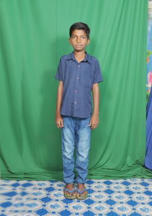 Sponsor Barigela Ganesh