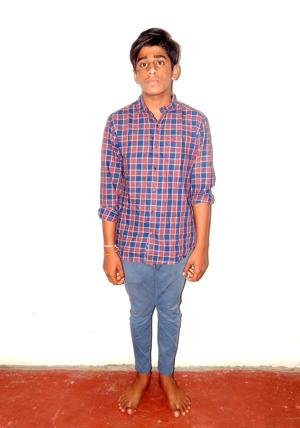 Sponsor Payamula Lokesh