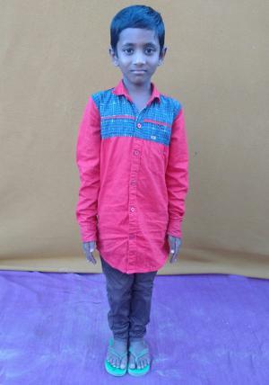 Sponsor Sarath Sreenivasulu