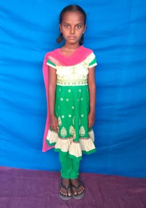 Sponsor Kotturi Yashasree