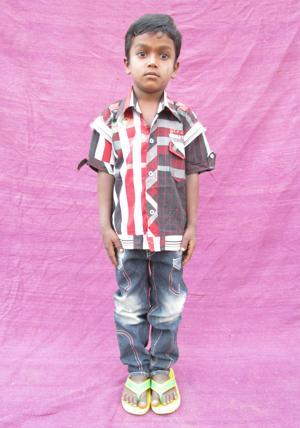 Sponsor Santhosh Chinapati