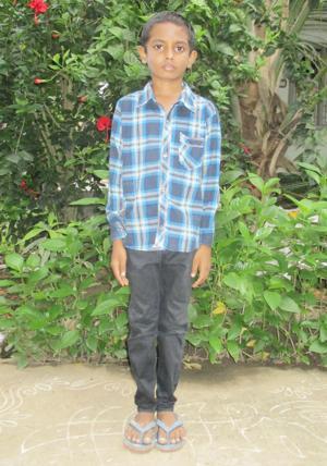 Sponsor Sudheer Pyyala