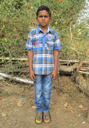 Sponsor Amrutha Raju