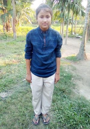Sponsor Ganga Tamang