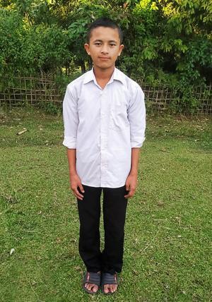 Sponsor Gautam Chungkrang