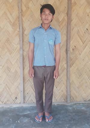 Sponsor Rostom Rongpi