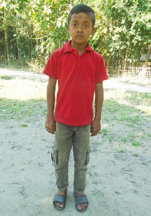 Sponsor Rajib Kerketta