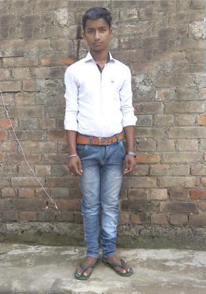 Sponsor Nitin Kumar
