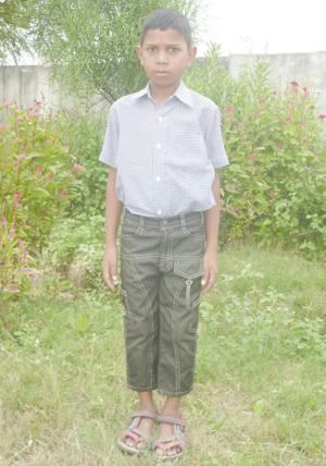 Sponsor Nitish Kumar