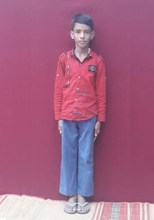 Sponsor Sameer Phool Singh