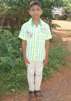 Sponsor Sahil Manesh Swami