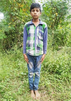 Sponsor Sujal Vinesh