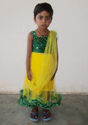 Sponsor Ritika Arvind