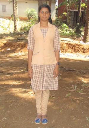Sponsor Snighdha Saji
