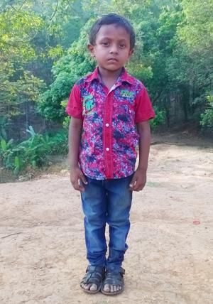 Sponsor Aron Rajendran
