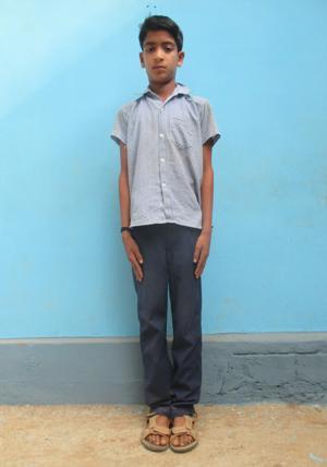 Sponsor Karthik Shaji