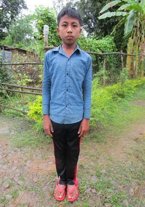 Sponsor Yumnam Rakesh Singh