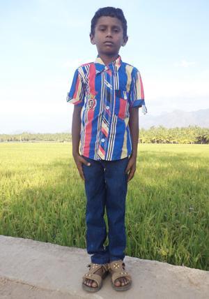 Sponsor Sarathi Eswaran
