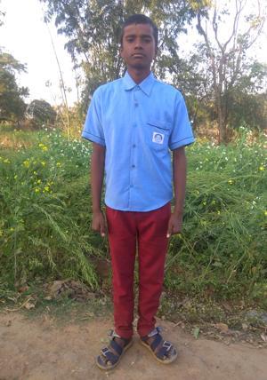 Sponsor Abhay Kumar Turi